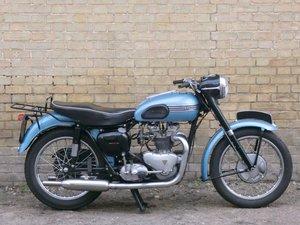 Picture of 1955 Triumph T100 500cc SOLD