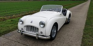 Picture of 1957 Triumph TR3 '57  lhd  overdrive For Sale