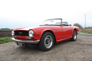 Picture of TR6 1970 ORIGINAL UK 150BHP CAR. SOLD