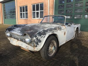 Picture of 1964 Triumph TR4 for restoration For Sale