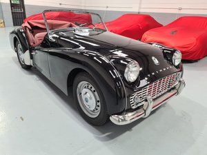 Picture of 1961 TR3A LHD Totally Restored For Sale