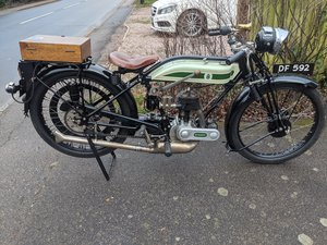 Picture of 1926 Triumph Model Q 500cc Sports Single For Sale