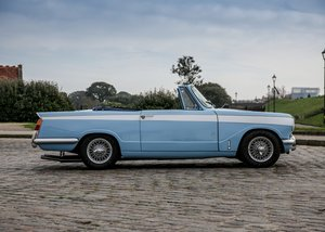 Picture of 1963 Triumph Vitesse Convertible For Sale by Auction