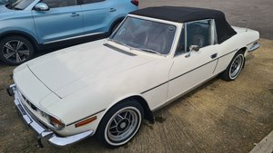 Picture of 1974 Triumph Stag Automatic For Sale