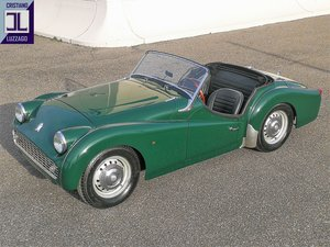 Picture of 1959 TRIUMPH TR3A HIGH PERFORMANCE EURO 39800 For Sale