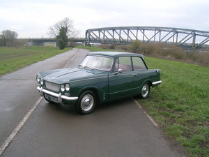 Picture of 1965 Triumph Vitesse 1600 MK1 Historic Vehicle For Sale