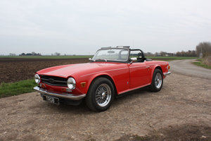 Picture of 1971 TR6 150BHP RHD UK CAR WITH OVERDRIVE SOLD