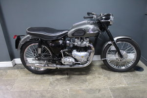 Picture of 1958 Triumph Thunderbird 650 cc Matching Numbers For Sale