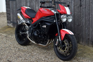 Picture of Triumph Speed Triple 1050 SE (Arrow Exhausts) 2010 10 Reg SOLD