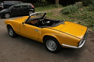 Picture of 1967 Triumph Spitfire, Herald, GT6, TR3, TR4, TR5, TR6 Wanted!