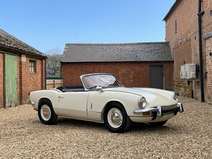 Picture of 1968 Triumph Spitfire MK III. Beautifully Restored SOLD
