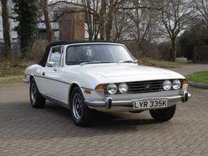 Picture of 1972 Triumph Stag Mk1 MOD Restored and Beautiful For Sale by Auction