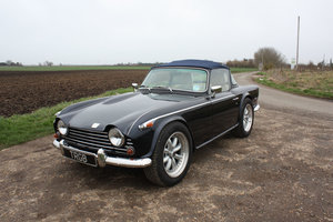 Picture of TR5 1968. GENUINE RHD. FULL BODY OFF CHASSIS RESTORATION. SOLD