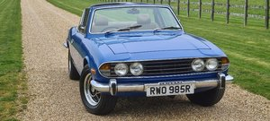 Picture of 1977 Excellent Stag manual extensive history file For Sale