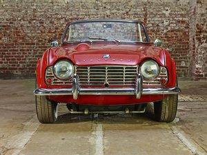 Picture of 1962 Triumph TR4 For Sale