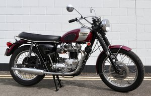 Picture of 1970 Triumph 650cc T120R Bonneville - Matching Numbers For Sale