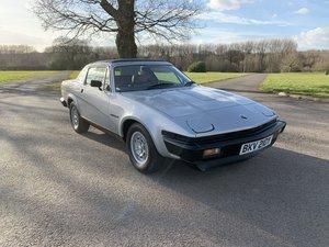 Picture of 1982 TRIUMPH TR7 Estimate: £9,000 - £12,000 For Sale by Auction