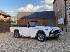 Picture of 1967 Triumph TR5 (250) Outstanding Car. SOLD