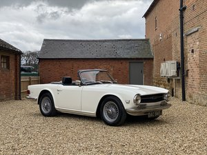 Picture of 1970 Triumph TR6 2.5. Lovely Car Ready to Enjoy For Sale