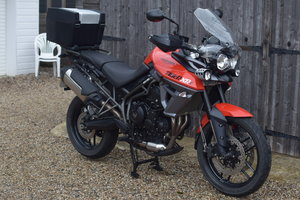 Picture of Triumph Tiger 800 XRt ABS (8000 miles, Full spec.) 2016 For Sale