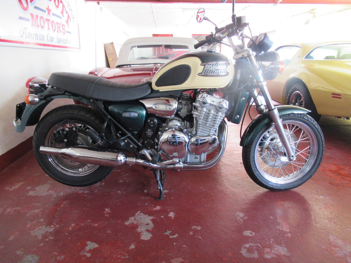2003 TRIUMPH THUNDERBIRD 900 CC 47,000 KM For Sale (picture 2 of 11)