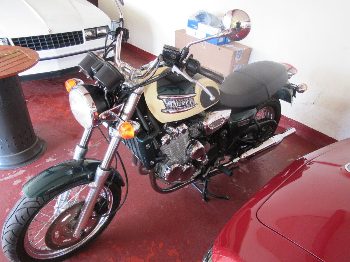 2003 TRIUMPH THUNDERBIRD 900 CC 47,000 KM For Sale (picture 3 of 11)