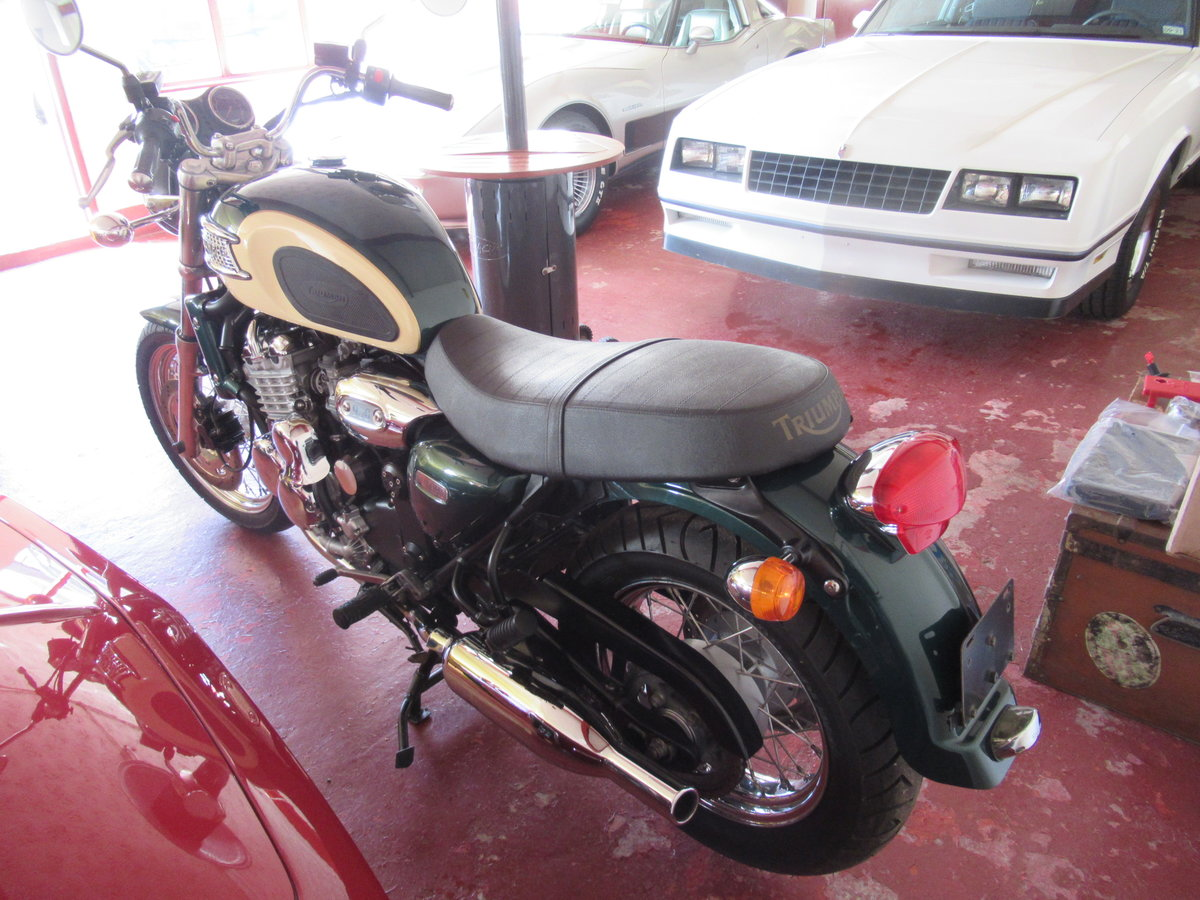 2003 TRIUMPH THUNDERBIRD 900 CC 47,000 KM For Sale (picture 4 of 11)