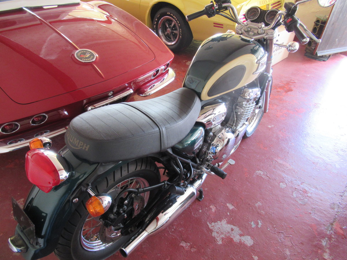 2003 TRIUMPH THUNDERBIRD 900 CC 47,000 KM For Sale (picture 5 of 11)