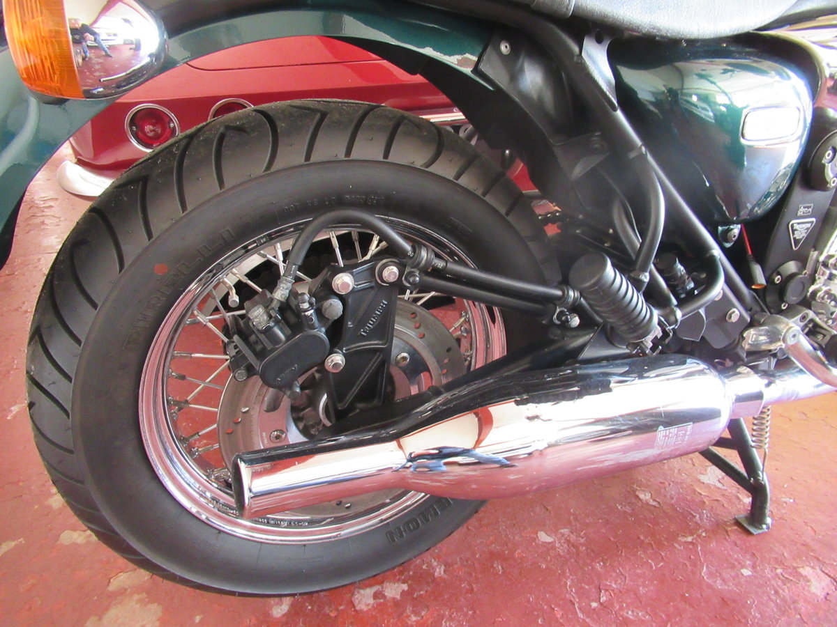 2003 TRIUMPH THUNDERBIRD 900 CC 47,000 KM For Sale (picture 7 of 11)