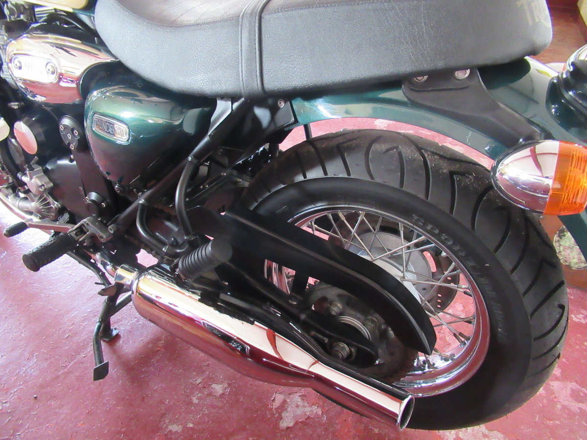 2003 TRIUMPH THUNDERBIRD 900 CC 47,000 KM For Sale (picture 8 of 11)