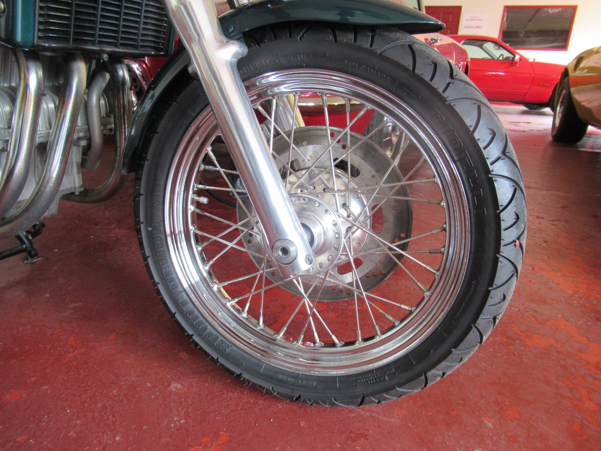 2003 TRIUMPH THUNDERBIRD 900 CC 47,000 KM For Sale (picture 11 of 11)