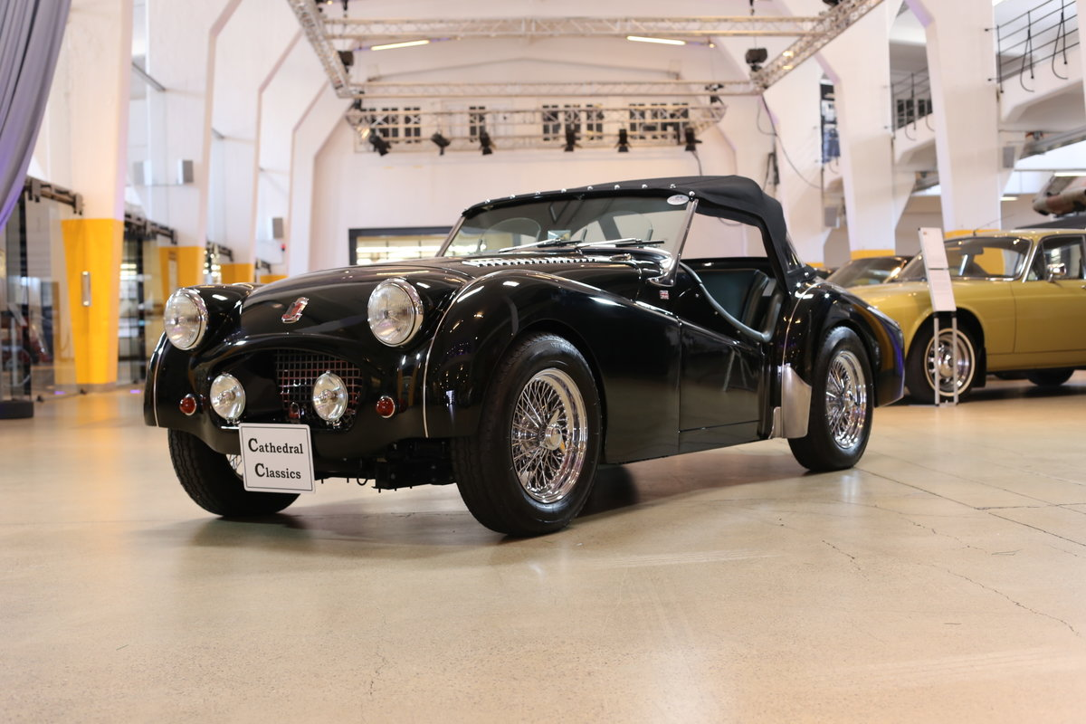 1955 A charming – as good as it gets – fully restored Triumph TR2 For Sale (picture 12 of 12)