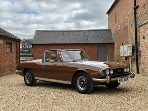 Picture of 1976 Triumph Stag 3.0 V8 Auto. Beautiful Car For Sale