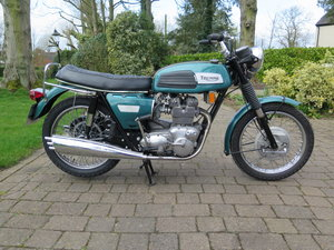 Picture of A 1970 Triumph T150  - 30/06/2021 For Sale by Auction