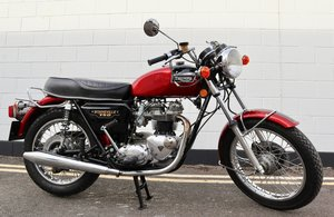 Picture of 1976 Triumph Bonneville 750cc T140V - Matching Numbers For Sale