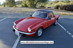Picture of 1973 Triumph Spitfire SOLD