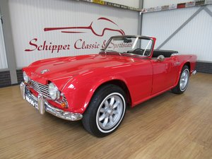 Picture of 1962 Triumph TR4 Roadster For Sale