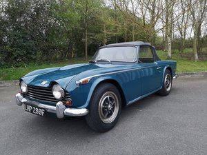 Picture of 1967 Triumph TR5 CP2 For Sale