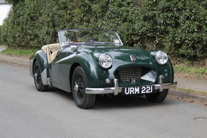Picture of 1955 Triumph TR2, UK Matching No's, Various Upgrades For Sale