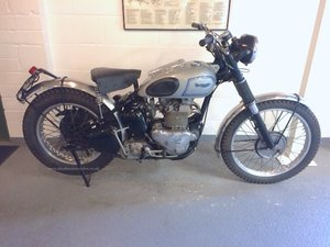 Picture of 1952 Triumph Trophy Special 500cc For Sale