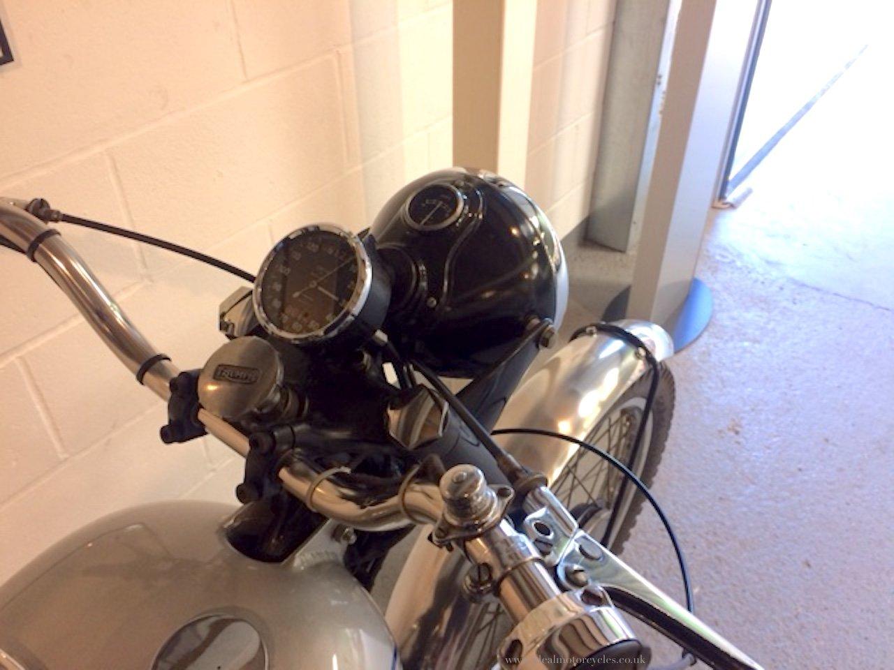 1952 Triumph Trophy Special 500cc For Sale (picture 7 of 8)