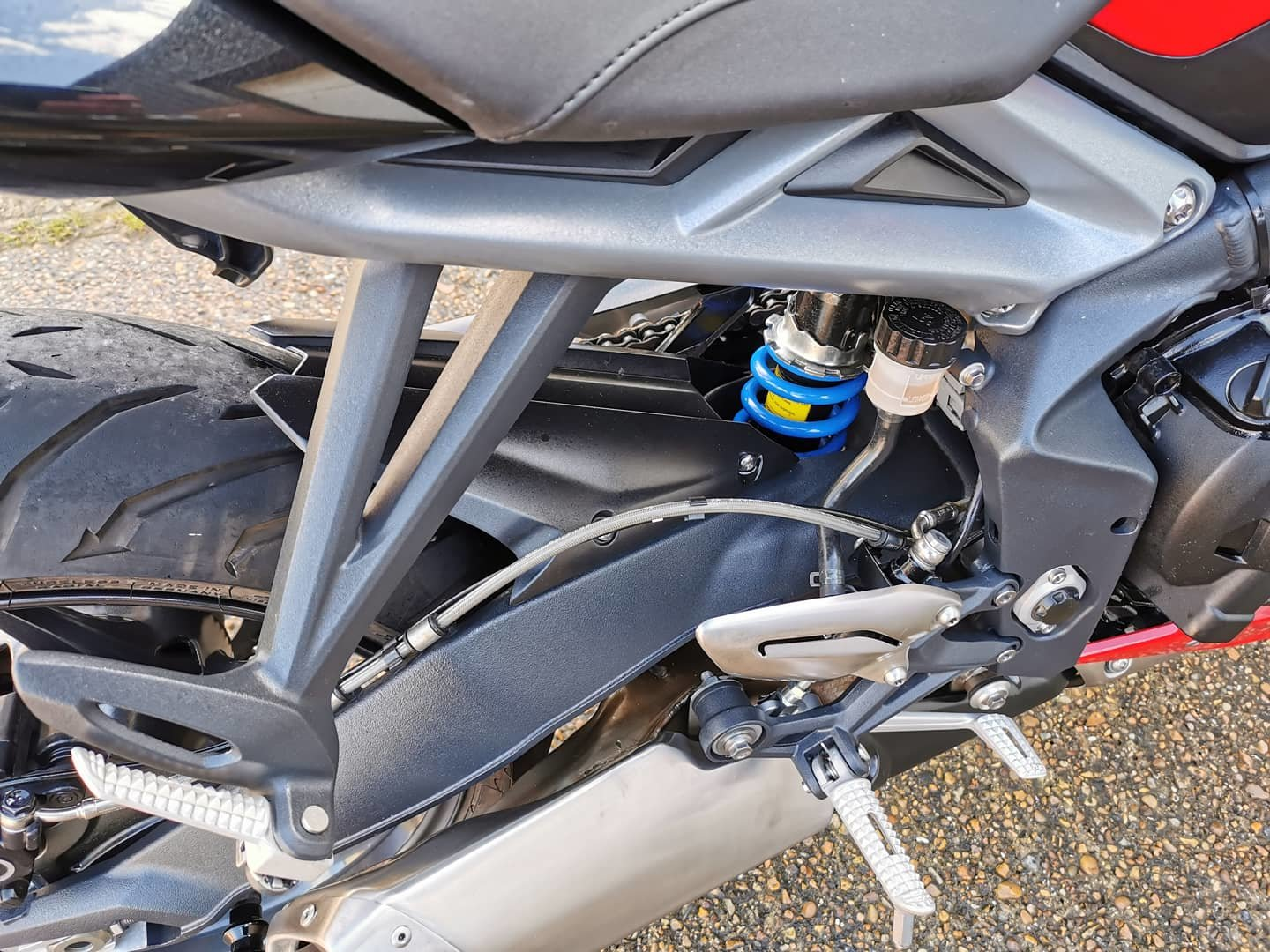 2015-64 Triumph Street triple 675 ABS *low miles* For Sale (picture 6 of 10)
