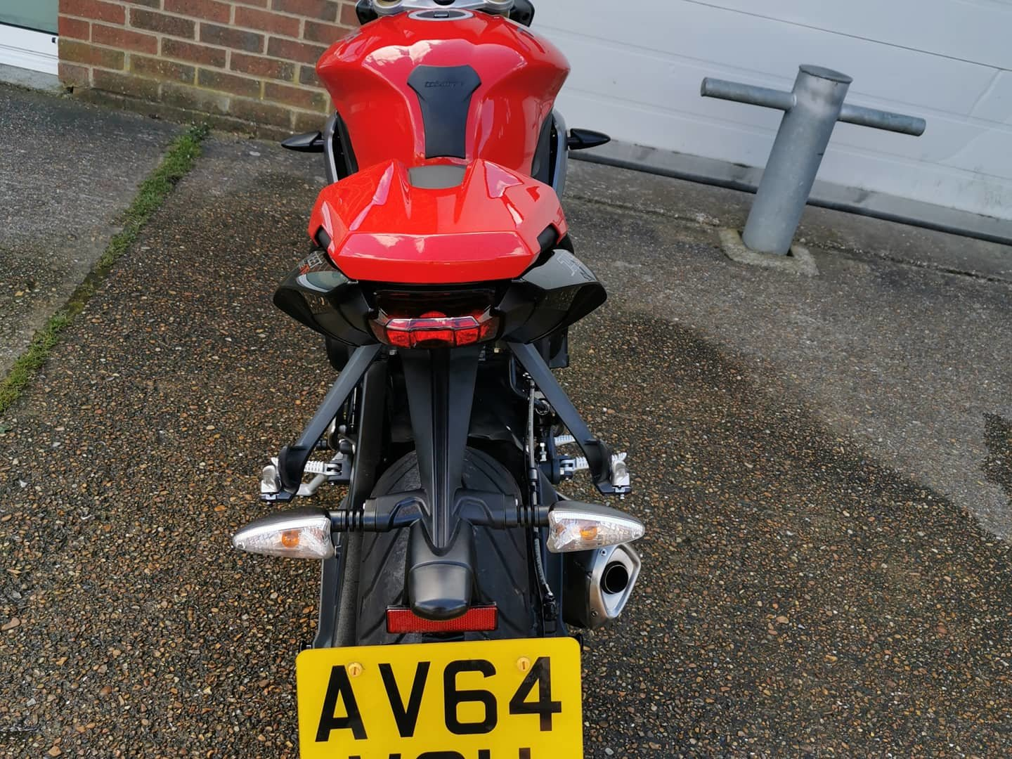 2015-64 Triumph Street triple 675 ABS *low miles* For Sale (picture 7 of 10)