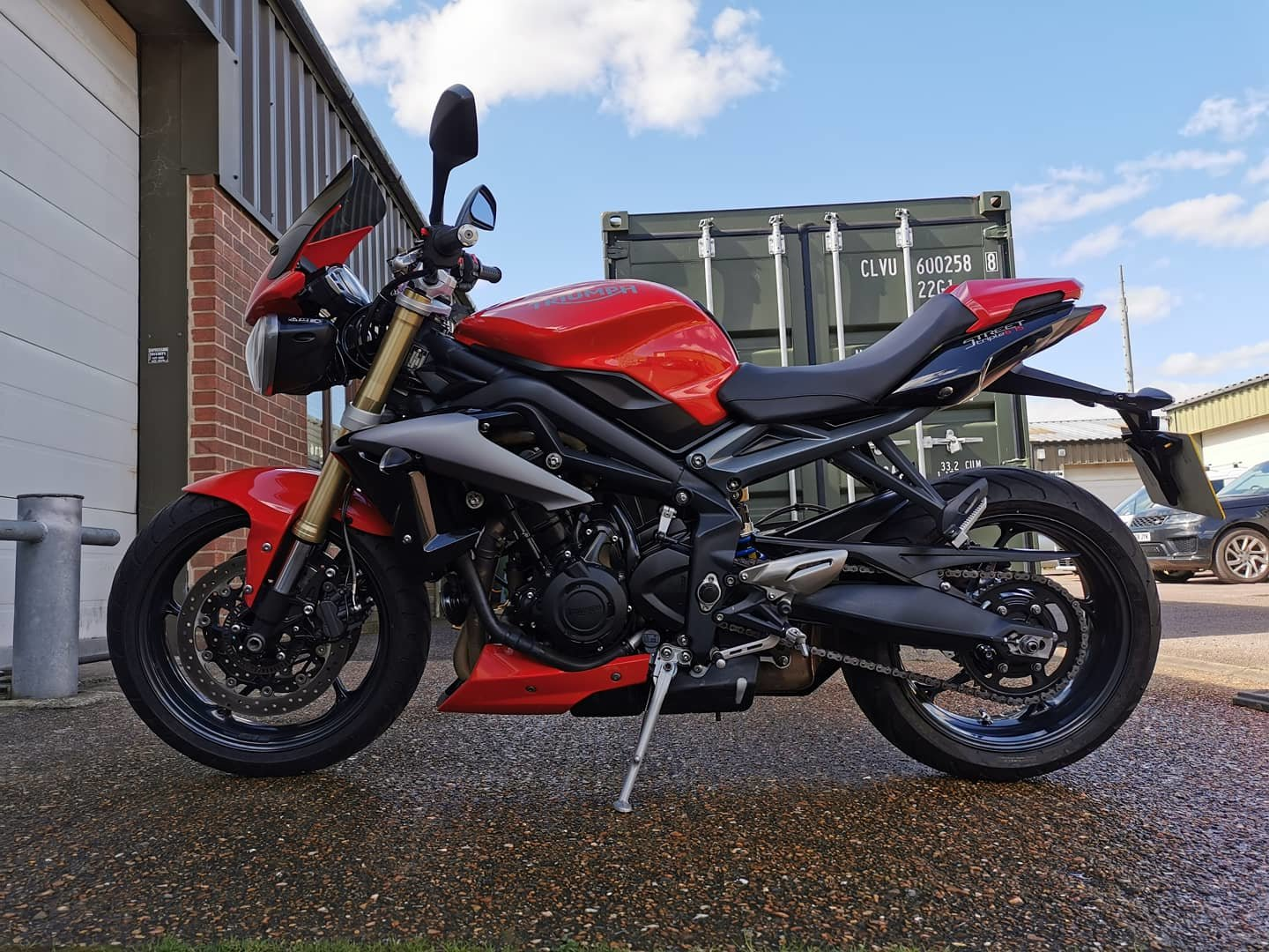 2015-64 Triumph Street triple 675 ABS *low miles* For Sale (picture 10 of 10)