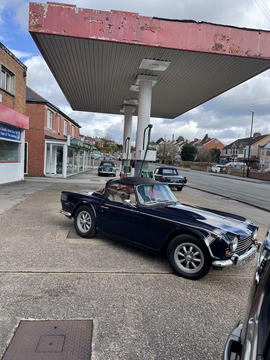 1955 Triumph TR For Sale (picture 2 of 9)