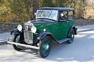Picture of 1933 Triumph Super Eight Saloon For Sale