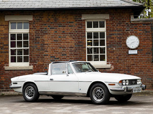 Picture of 1973 Triumph Stag For Sale by Auction