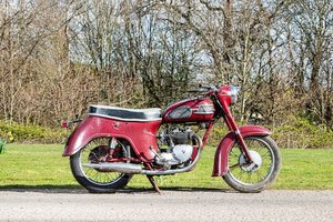 Picture of 1960 Triumph 490cc 5TA Speed Twin Lot 21 For Sale by Auction
