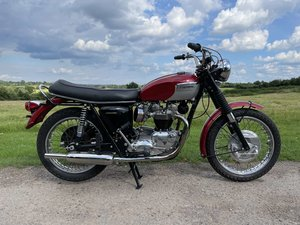Picture of 1970 Triumph T120R Bonneville For Sale by Auction