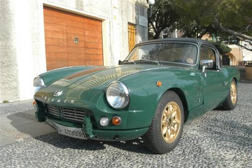 1965 Triumph Spitfire 4 MKII  For Sale (picture 1 of 6)